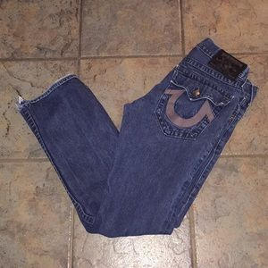 True religion jeans men's